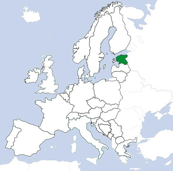 JeppView VFR: TripKit - Estland (digital)