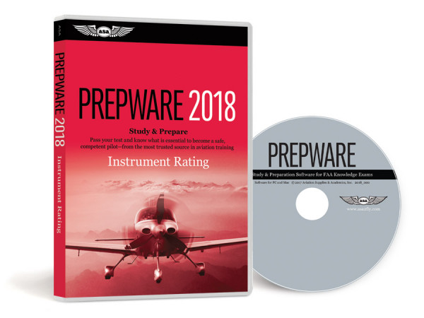 Prepware Instrument Rating 2018