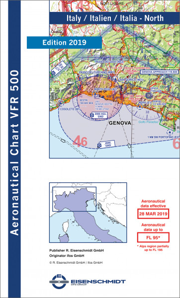 VFR 500 Italy North