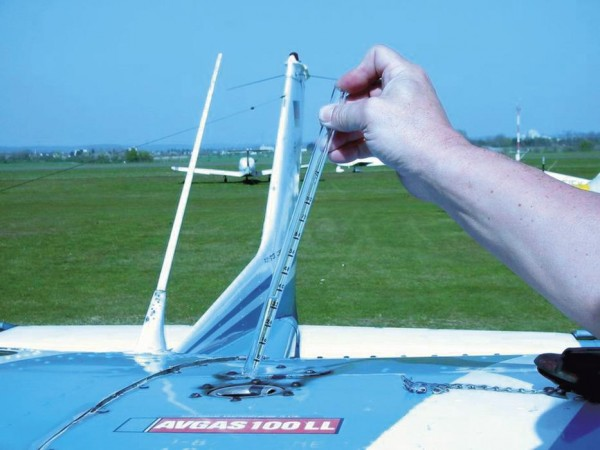 Fuel Finger Cessna 172 R