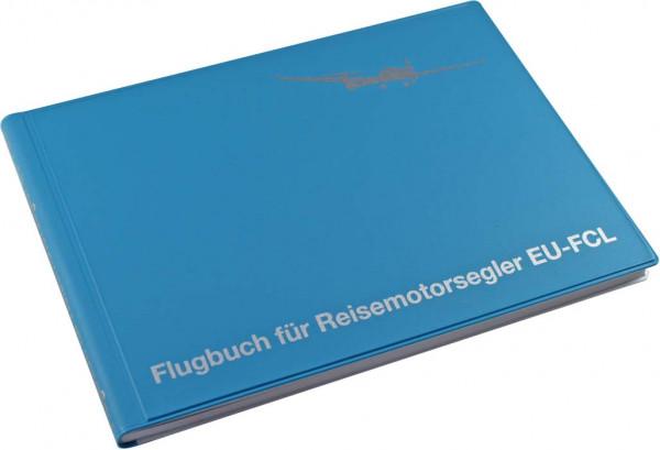 Flugbuch für Reisemotorsegler EU-FCL