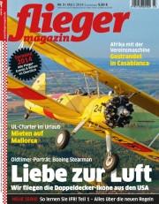 Fliegermagazin - Jahresabonnement