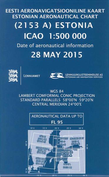 ICAO Karte Estland 2015