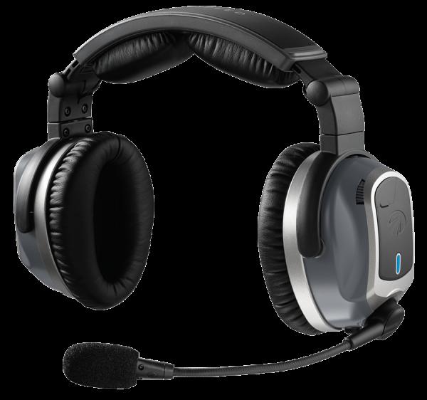 Lightspeed Tango, kabelloses ANR-Headset mit PJ-Stecker