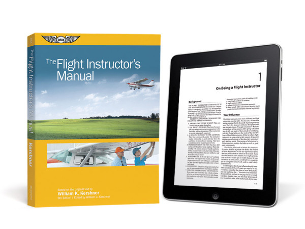 The Flight Instructor's Manual (eBundle)