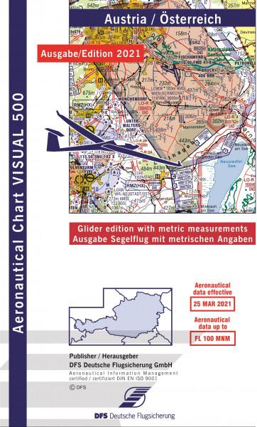 Visual 500 Austria Glider (Ausgabe 2021)