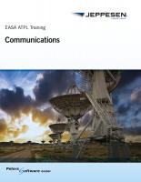 EASA ATPL Training: Communications