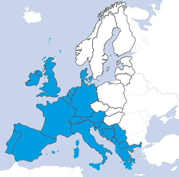 JeppView IFR: TripKits - CEN Europa Central